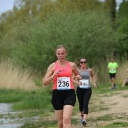 48. jooks ümber Harku järve - Riina Arva (236)
