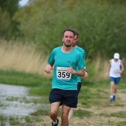 48. jooks ümber Harku järve - Christophe Level (359)