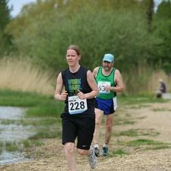 48. jooks ümber Harku järve - Merilin Algma (228)