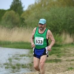 48. jooks ümber Harku järve - Matti Silber (633)