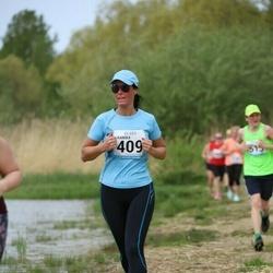 48. jooks ümber Harku järve - Jaanika Müür (409)