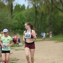48. jooks ümber Harku järve - Helena Riin Plado (458)