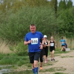 48. jooks ümber Harku järve - Ove Siiro (686)