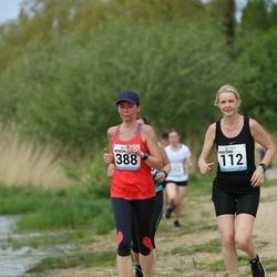 48. jooks ümber Harku järve - Merilyn Meristo (388)