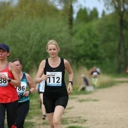 48. jooks ümber Harku järve - Kristiina Ranne (112)