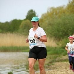 48. jooks ümber Harku järve - Dina Avila (239)