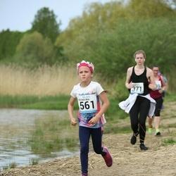 48. jooks ümber Harku järve - Roona Mia Tammur (561)