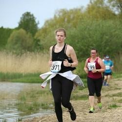 48. jooks ümber Harku järve - Anete Lokko (371)