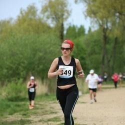 48. jooks ümber Harku järve - Marina Suhhoterina (549)