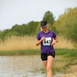 48. jooks ümber Harku järve - Merle Peters (443)