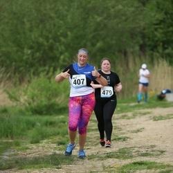 48. jooks ümber Harku järve - Anett Mölder (407)