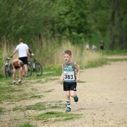 48. jooks ümber Harku järve - Oskar Malv (383)