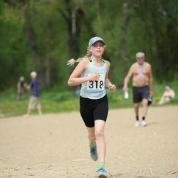 48. jooks ümber Harku järve - Hanna Kirsipuu (318)