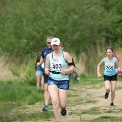 48. jooks ümber Harku järve - Liia Mõrd (403)