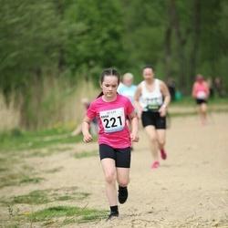 48. jooks ümber Harku järve - Kaisa Mansberg (221)