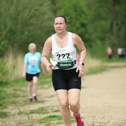 48. jooks ümber Harku järve - Tiia Tarm (222)