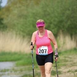 48. jooks ümber Harku järve - Aili Metsamaa (207)