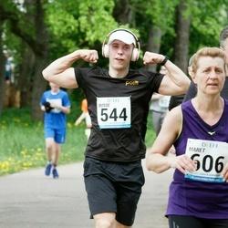 48. jooks ümber Harku järve - Bosse Sool (544)