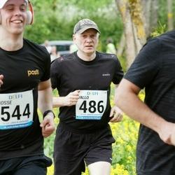 48. jooks ümber Harku järve - Vallo Reima (486), Bosse Sool (544)
