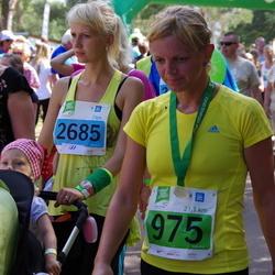 Narva Energiajooks - Maris Freudenthal (975), Eve Tamre (2352), Anna Ellakvere (2685)
