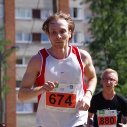 Narva Energiajooks - Aleksey Vassiljev (674), Bernd-Kristof Passmann (880)