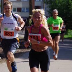 Narva Energiajooks - Andra Puusepp (303), Juri Trofimov (883)