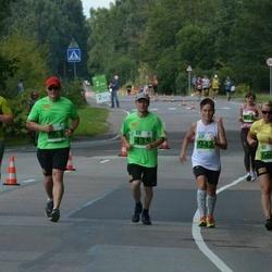 Narva Energiajooks - Ando Astor (431), Hendrik-Ulvar Peets (446), Marko Jõgis (663), Kaja Mulla (942)