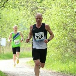 48. jooks ümber Harku järve - Marion Adusoo (226)