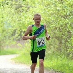 48. jooks ümber Harku järve - Rauno Reinart (663)