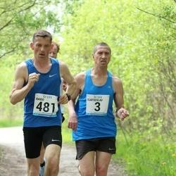 48. jooks ümber Harku järve - Vjatseslav Košelev (3), Raido Raspel (481)