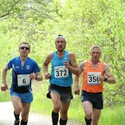 48. jooks ümber Harku järve - Ain Kilk (6), Andrus Lein (350), Lauri Luik (372)