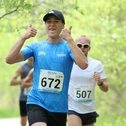 48. jooks ümber Harku järve - Anton Korotkov (672)