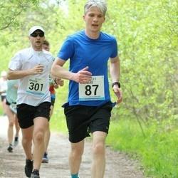 48. jooks ümber Harku järve - Andreas Meister (87)