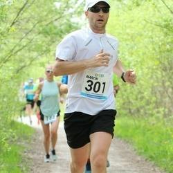 48. jooks ümber Harku järve - Martin Kaljumäe (301)