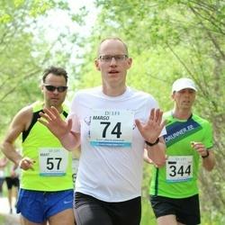 48. jooks ümber Harku järve - Margo Tormet (74)