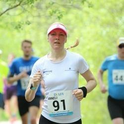 48. jooks ümber Harku järve - Anneli Metsamaa (91)