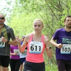 48. jooks ümber Harku järve - Jana Väli (611)