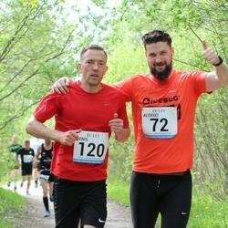 48. jooks ümber Harku järve - Aleksei Ronkel (72), Denis Kuznetsov (120)