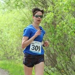 48. jooks ümber Harku järve - Edit Kannel (309)