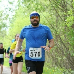 48. jooks ümber Harku järve - Martin Tiisler (570)