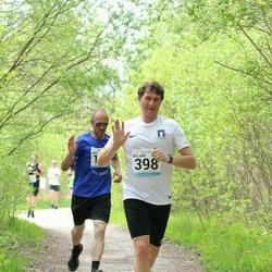 48. jooks ümber Harku järve - Roland Mäe (398)