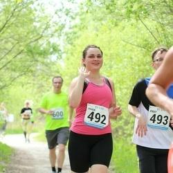 48. jooks ümber Harku järve - Anna Remmelgas (492)