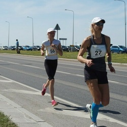 Tallink Maijooks - Triin Peterson (27), Adele Tamberg (56)
