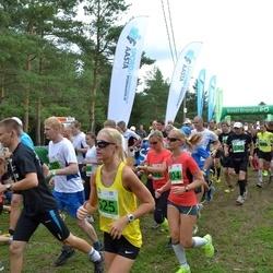 Narva Energiajooks - Agne Väljaots (625), Reelika Rentnik (804)