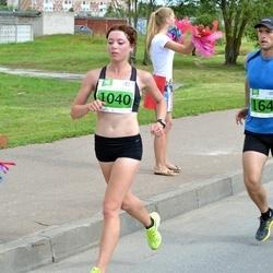Narva Energiajooks - Erki Väljaots (164), Ariadna Golubenko (1040)