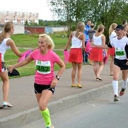 Narva Energiajooks - Kaja Jõemets (382), Aadu Sedman (694)