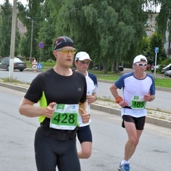 Narva Energiajooks - Aarne Vasarik (428), Aleksandr Kardakov (485)