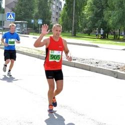 Narva Energiajooks - Egert Akenpärg (569), Ando Mesi (905)