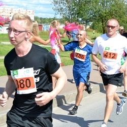 Narva Energiajooks - Artur Vertjakov (412), Gert Laas (786)