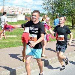 Narva Energiajooks - Vadim Boitsov (95), Jevgeni Sokolov (360), Boriss Hožailov (711)